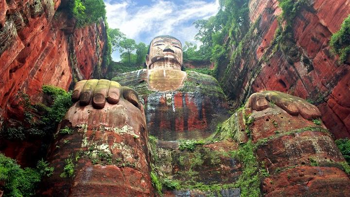 Gran Buda de Leshan