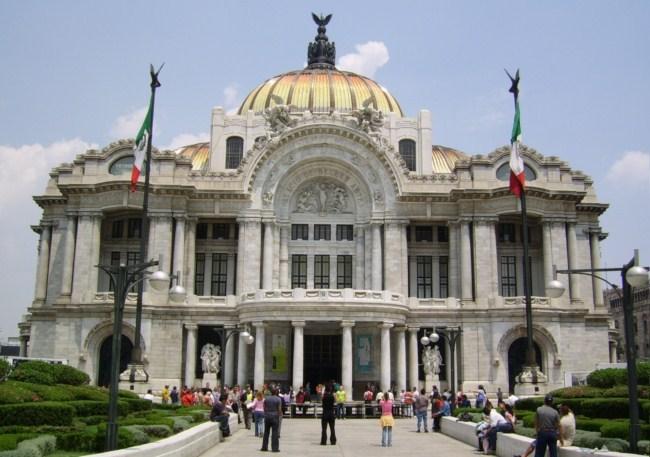 Palacio de Bellas Artes de México