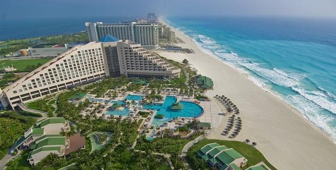Iberostar Cancún, un lujoso hotel todo incluido en México