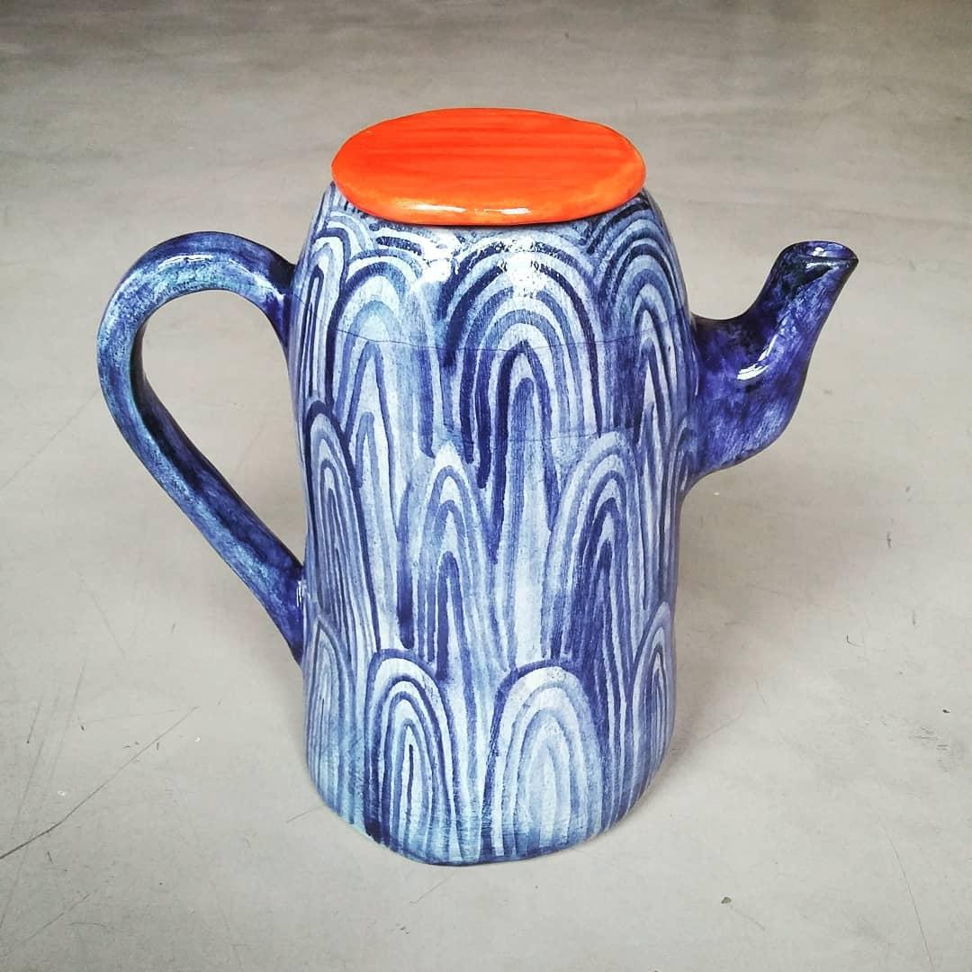 ceramica maiolica Guanajuato