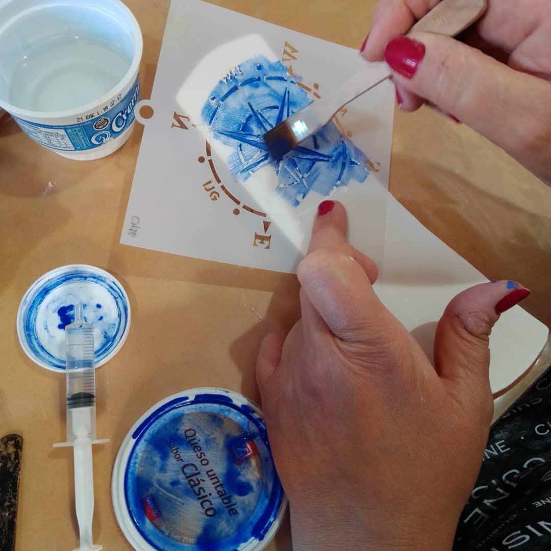 cerámica mayólica artesanos
