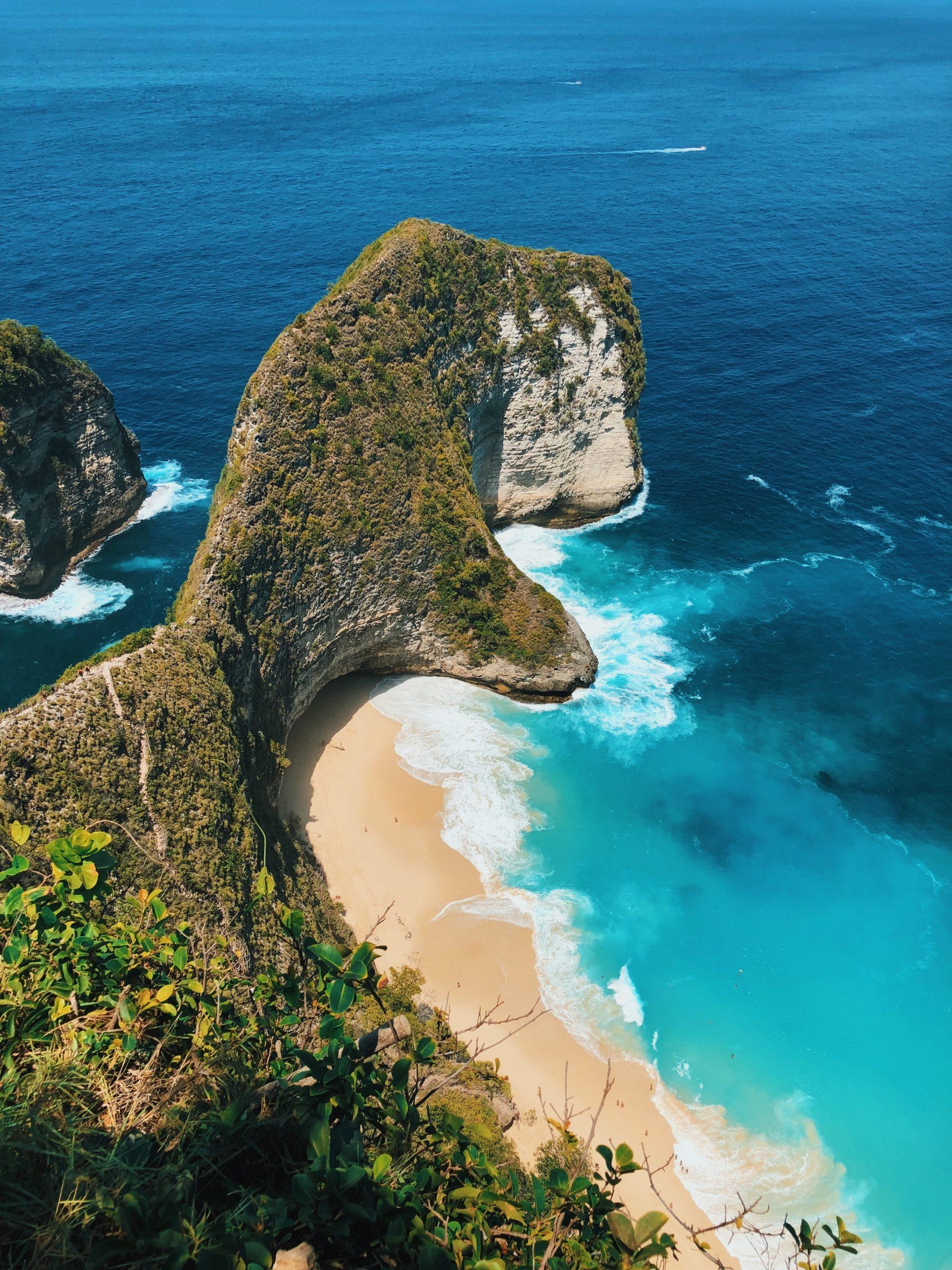 Bali playas nadar snorkel