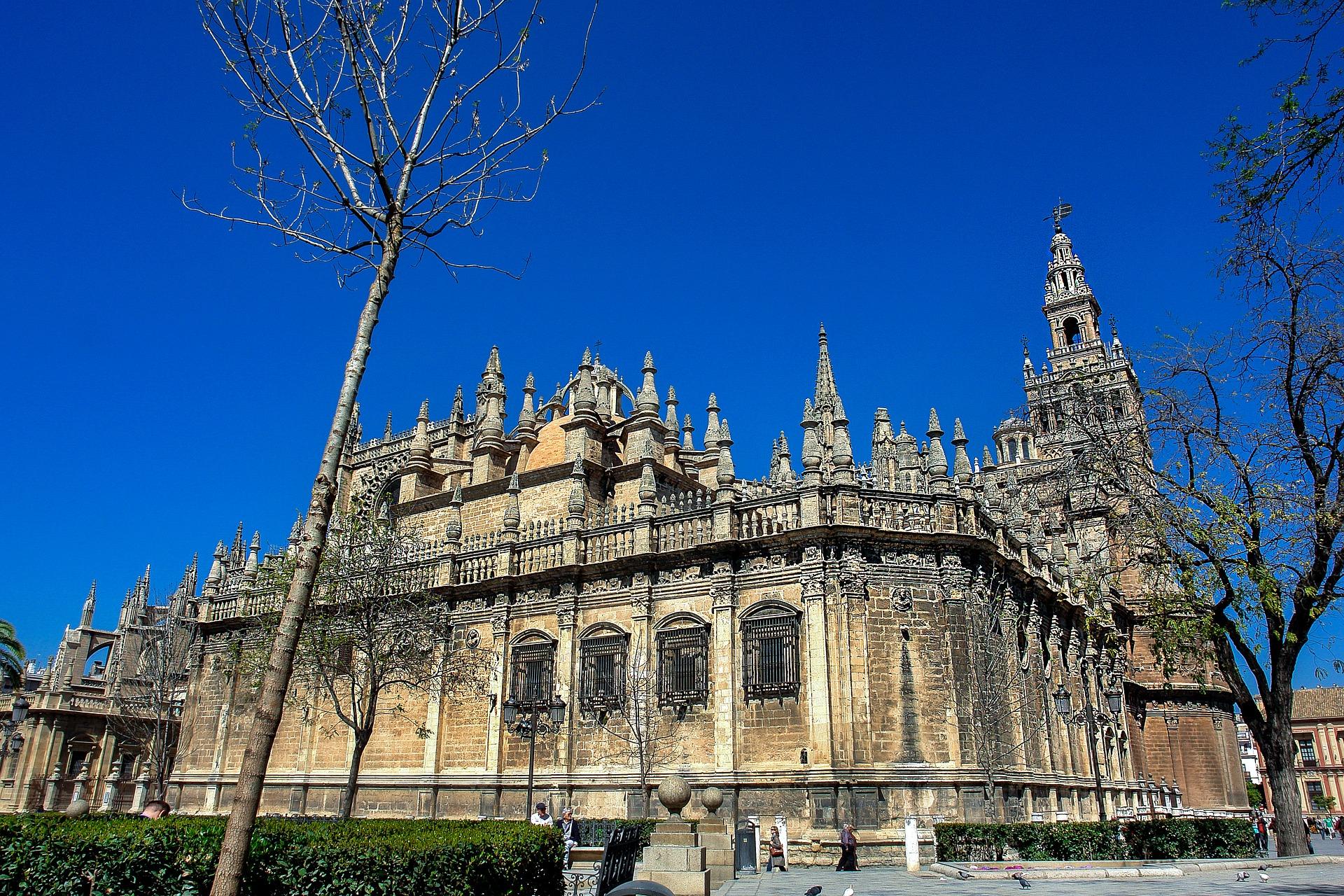 iglesias mas grandes Sevilla españa