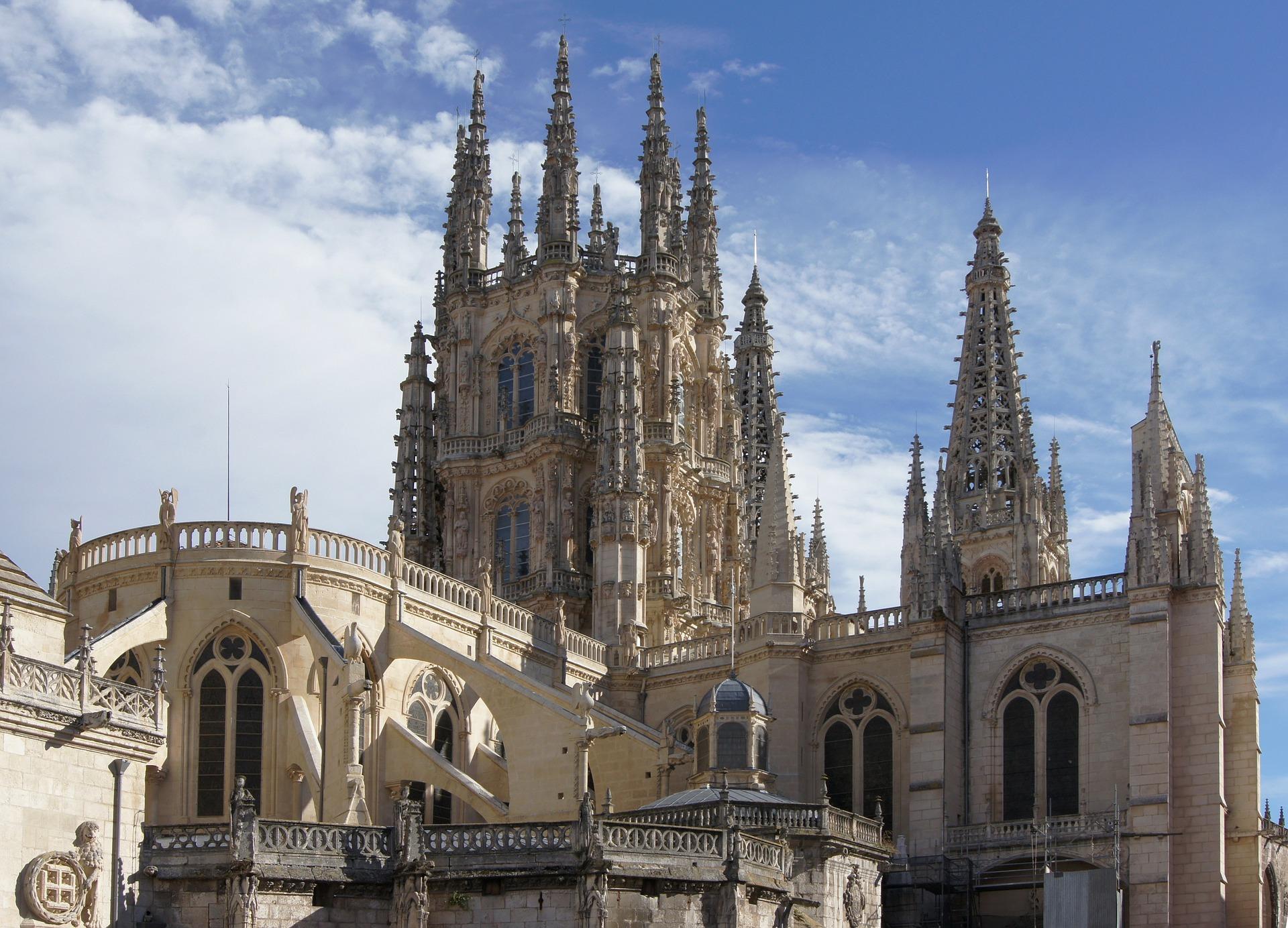 iglesias mas grandes burgos España