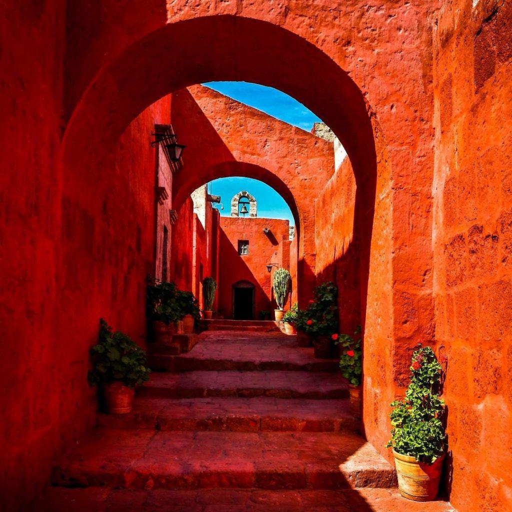 Santa Catalina monasterio
