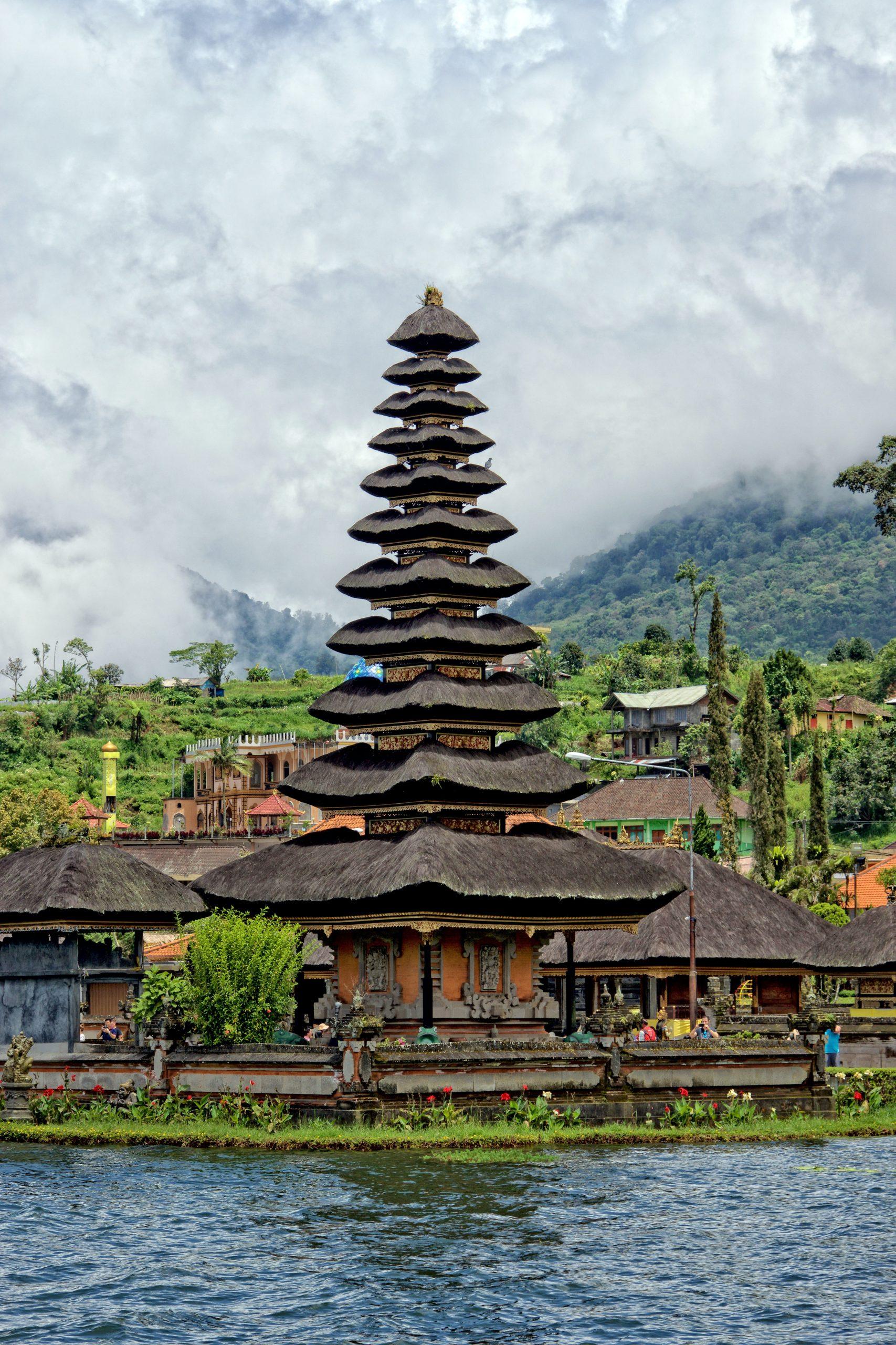 bali turismo templos