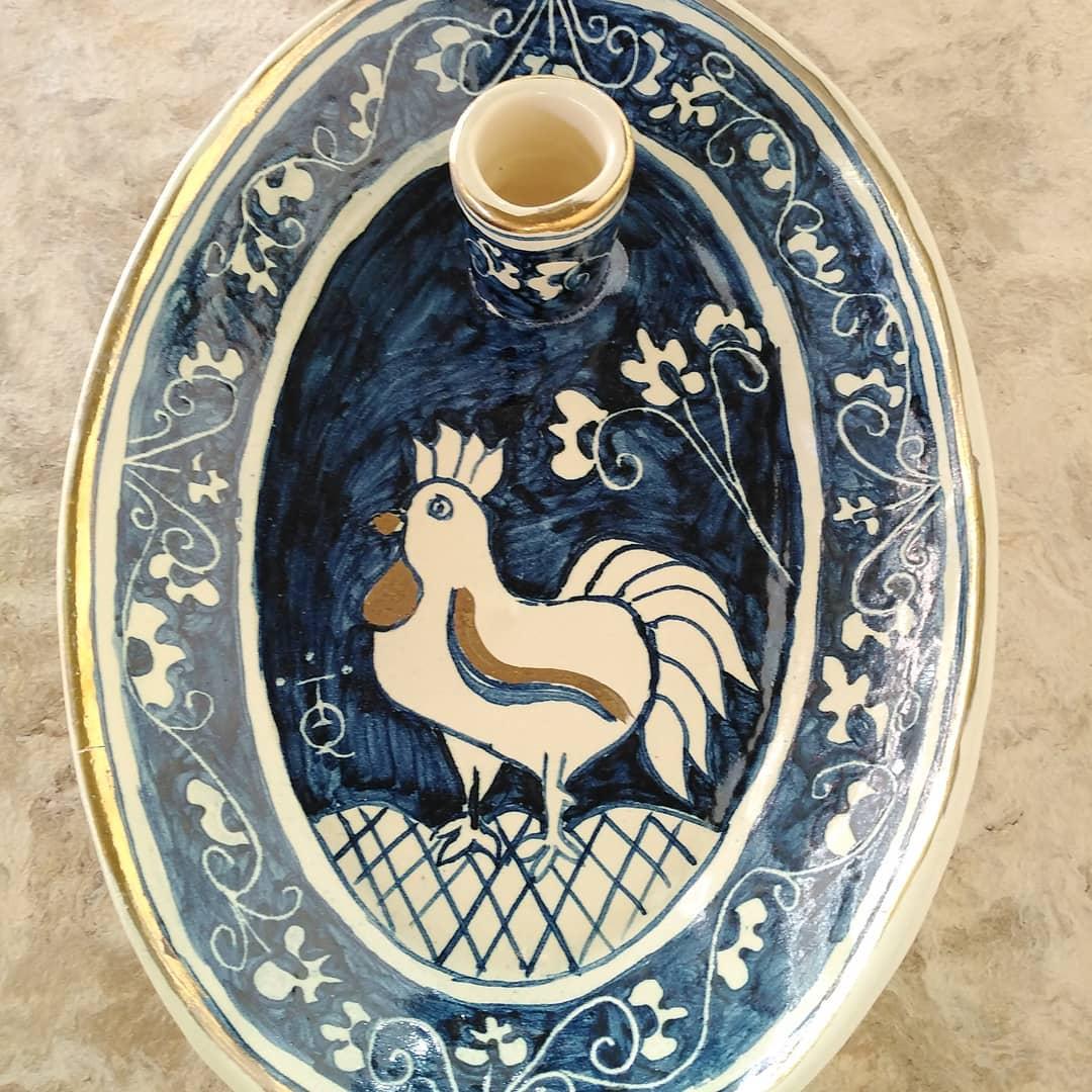 ceramica maiolica tradicion