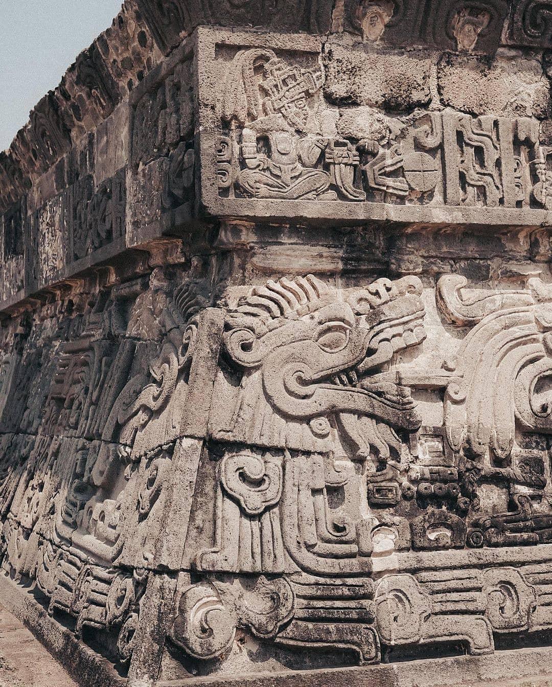 mexicas fundación de Tenochtitlán