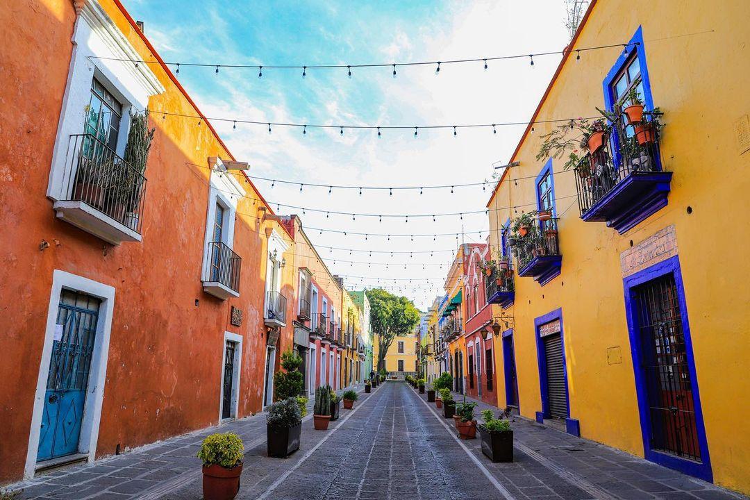 puebla destinos de Mexico