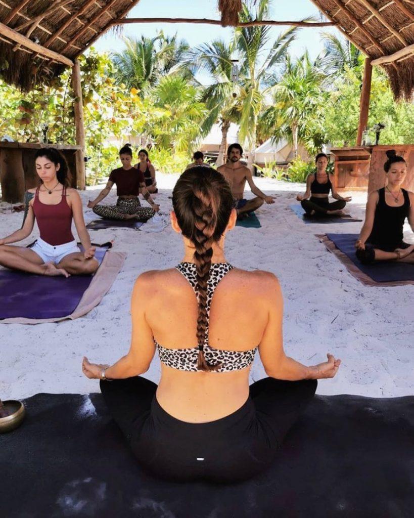 Meditación y visualización