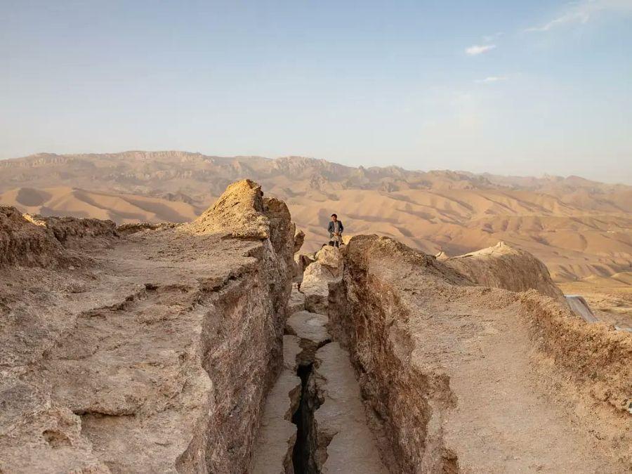 Dragon Valley, Afganistán
