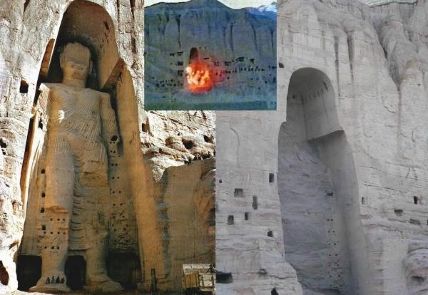 Budas gigantes de Bamiyan